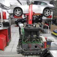 Motorrestauration Porsche 2.5 S Sportomatik 914