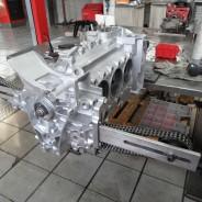 Motorrestauration 3.2 Cabrio