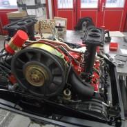 Motorreparatur Porsche Motor 2,7