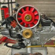 Porsche 911 Turbo – Motorrestauration