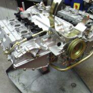Motorrestauration 3.2 Carrera